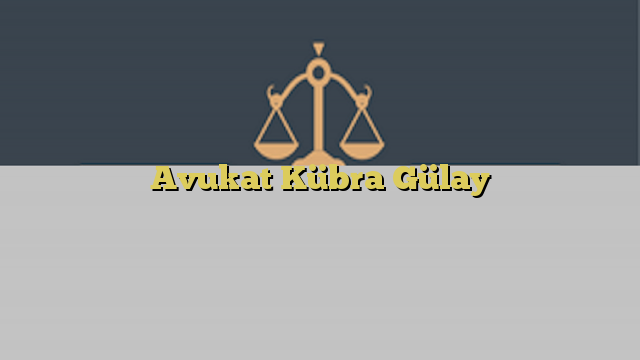 Avukat Kübra Gülay