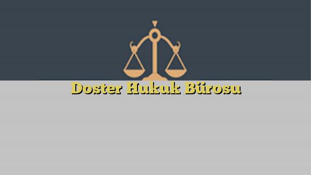 Doster Hukuk Bürosu