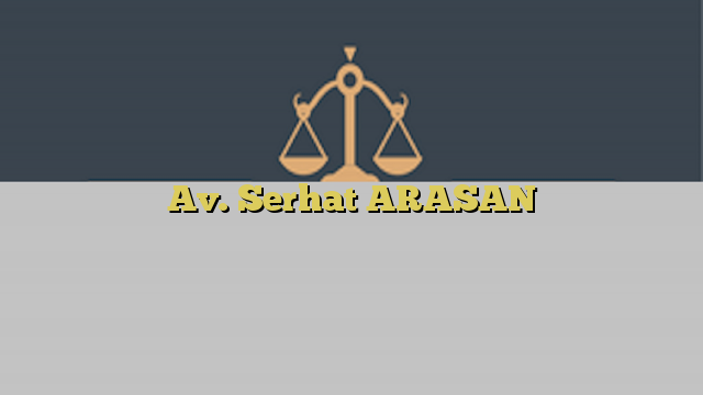 Av. Serhat ARASAN