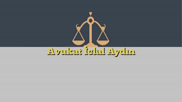 Avukat İclal Aydın