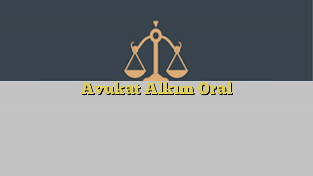 Avukat Alkım Oral