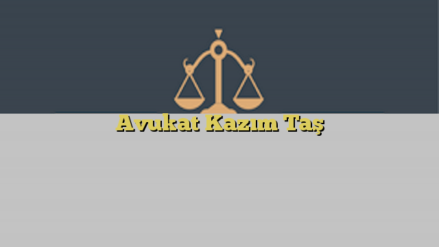Avukat Kazım Taş